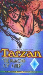 Tarzan and the Diamond of Asher: Radio Spirits Re-issue