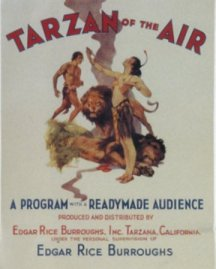 Tarzan of the Air Booklet